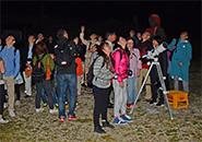 星のソムリエ・星の観測と星空の解説
